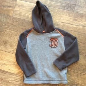 Children's Place Gray Hoodie Size 4